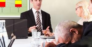 business presentations faux pas